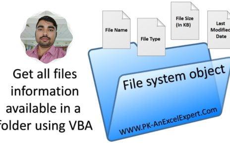 Get File Information