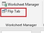 Worksheet Manager Group