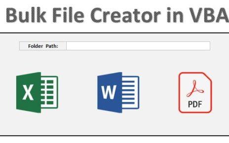 Bulk File Creator