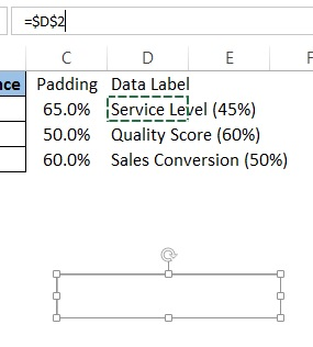 Connect Text box with Excel Cell