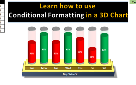 Conditional formatting in 3D Graph