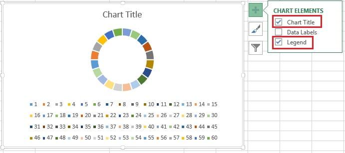 Remove Chart Elements