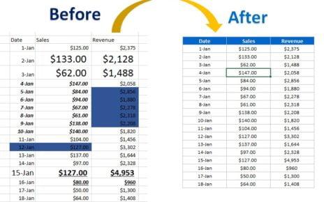 Personal Macro in Excel