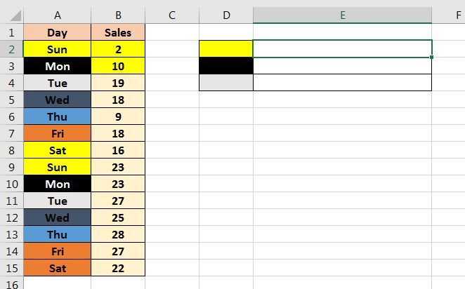 Vlookup By Cell Background Color Pk An Excel Expert