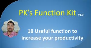 PK's Function Kit