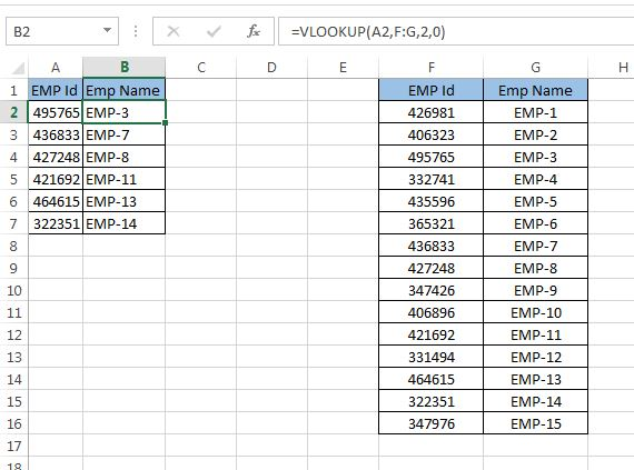 Excel Formula by using VBA